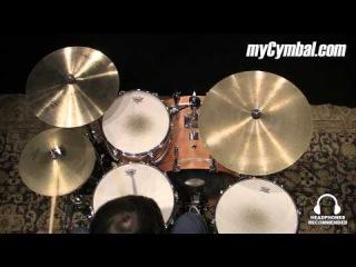 """Used Zildjian 13"""" A Quick Beat Hi Hat Cymbals (UA0130-1060114D)"""