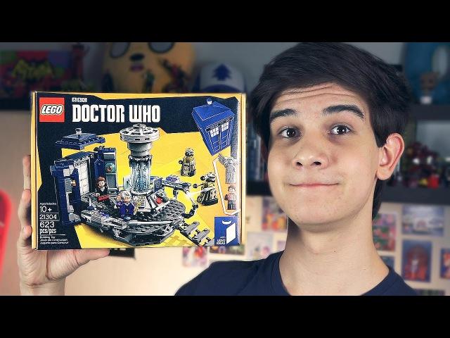 LEGO Doctor Who 21304 НАБОР НА ОБЗОР