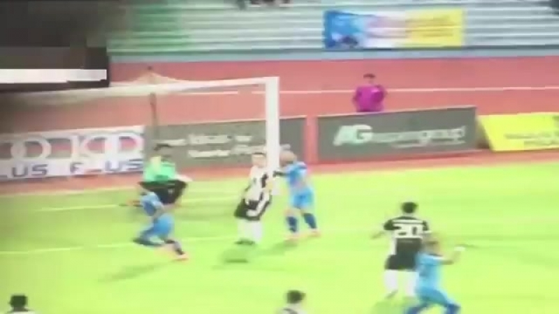 Mohd Faiz Subri free kick, Wonderful moment in football history