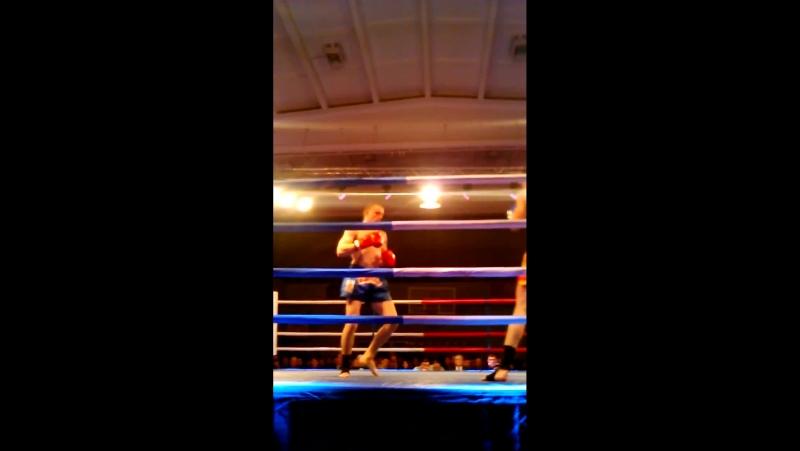 Никита Лешкович Golden Glory vs Роман Копонев Нарва Est K 1 Нарва Битва под Нарвой