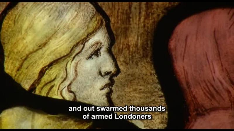 Волчицы. Средневековая монархия. Ранние королевы Англии - Серия 1