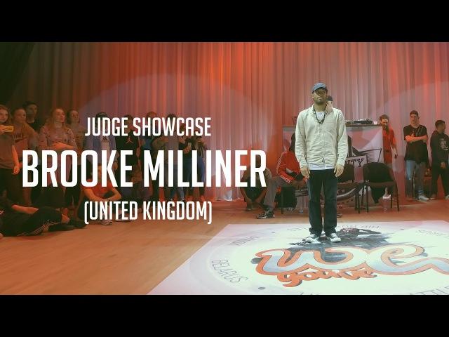 Brooke Milliner (UK)   Judge Showcase   What Youve Got! 2017