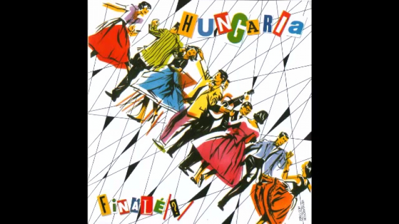 Hungária Finálé Album - 2005-ös AUDIO
