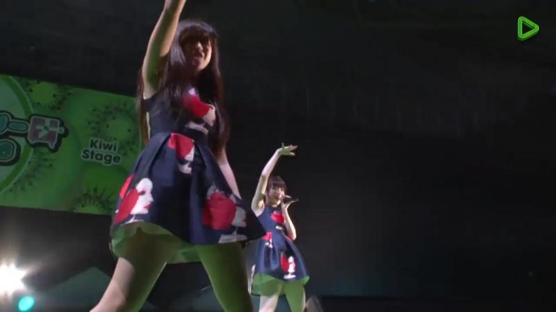 Osaka☆Shunkashuto - @JAM x natalie Expo - Kiwi Stage (Line Live) 20160924 » Freewka.com - Смотреть онлайн в хорощем качестве