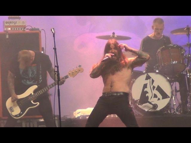 Kvelertak 1985 Live Hellfest 2016