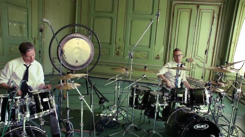 DrumEmotion - Altitude Synergy [ Gulli Briem - Szilard Banai ]