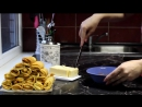 Блинчики с нежнейшей банановой начинкой