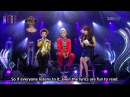 ENGLISH SUBBED 01 16 11 GD TOP'S INTERVIEW ON KJE'S CHOCOLATE