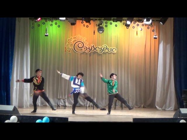 Народные танцы Коллектив Школьная планета