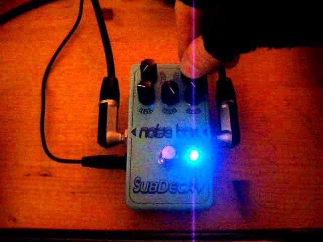 Roland TR-8 10 FX Pedals - Sonic Alienator, Geiger Counter, Bitrman, Noise Box, Fuzz Factory
