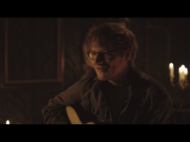 Ed Sheeran Premieres Hearts Don't Break Around Here Live
