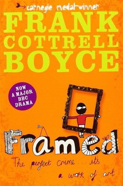 Frank Cottrell Boyce - Framed