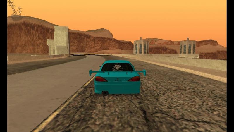Nassan Silvia s15 GTA