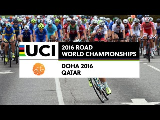 Men U23 Road Race - 2016 UCI Road World Championships / Doha (QAT)