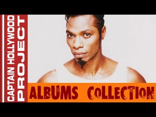 Captain Hollywood Project - Albums Collection (Love Is Not Sex Animals or Human)