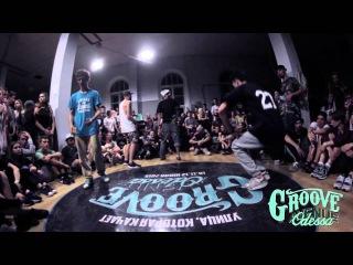 SWIPEMIND vs BADABOOM | HIP-HOP FINAL | GROOVE AVENUE 2015