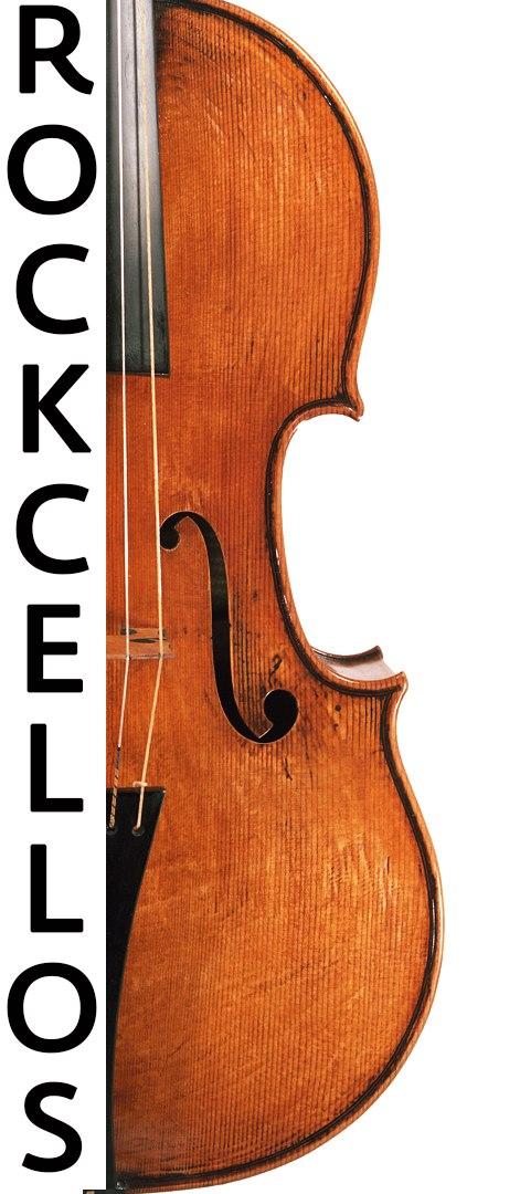 Афиша Нижний Новгород 1 ноября - RockCellos: Рок-хиты на виолончелях!
