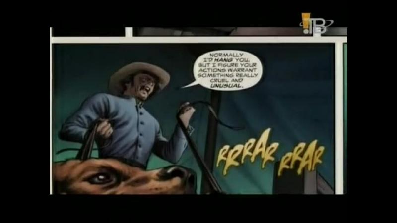 Вся правда о комиксах Серия 9 Жанры