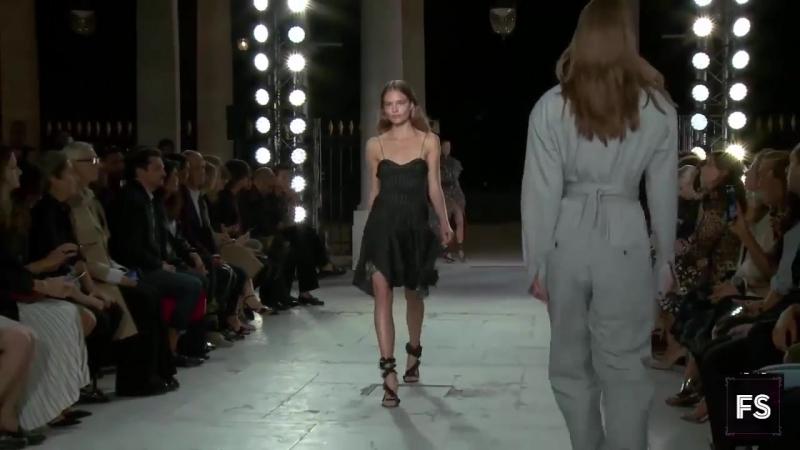 Isabel Marant Spring Summer 2017 Paris Fashion