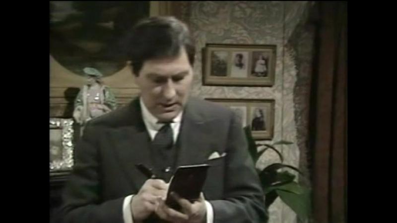 Лорд Питер Уимзи Неприятности в клубе Беллона 3 серия Англия Детектив 1972
