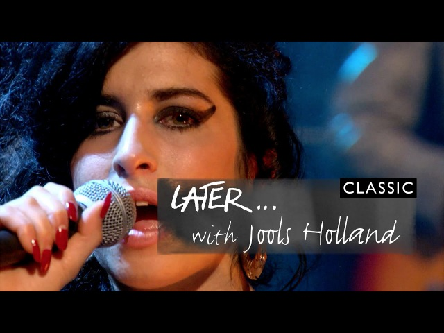 Amy Winehouse Rehab Later Archive 2006