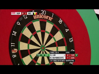 Singapore vs Belgium (PDC World Cup of Darts 2017 / Quarter Final)