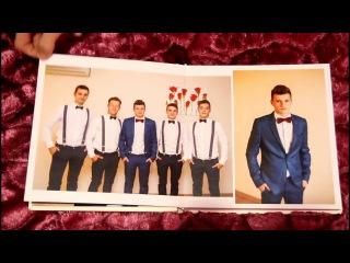 Весільна фотокнига - фотобук 23х23
