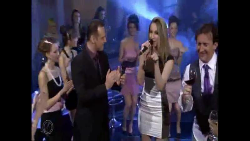 Rada Manojlovic Blagoja Gruevski Mesaj mala LIVE Koj te sisa TV Sitel 2011