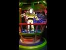 Disneyland Paris August 2017 Buzz l'éclair