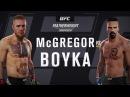 EA SPORTS UFC 2 Conor McGregor v Yuri Boyka Championship Fight