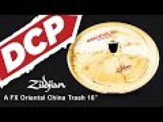 "Zildjian A FX Oriental China Trash Cymbal 16"""
