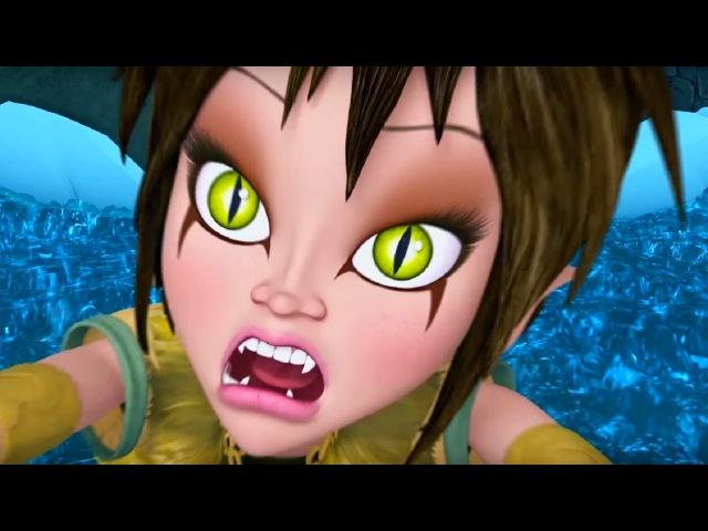 Сабрина маленькая ведьма –Будь осторожна в своих желаниях, ведьмочка! - мультфильм для девочек