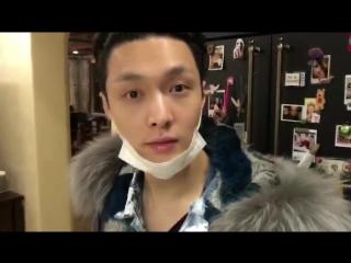 VIDEO 171202 Lay Weibo Update