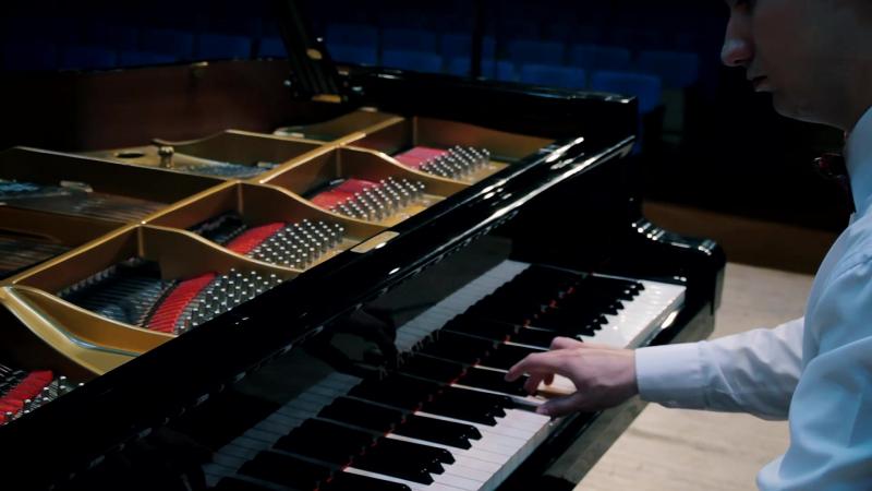 Dmitriy Chunaev - Por una Cabeza (Carlos Gardel)