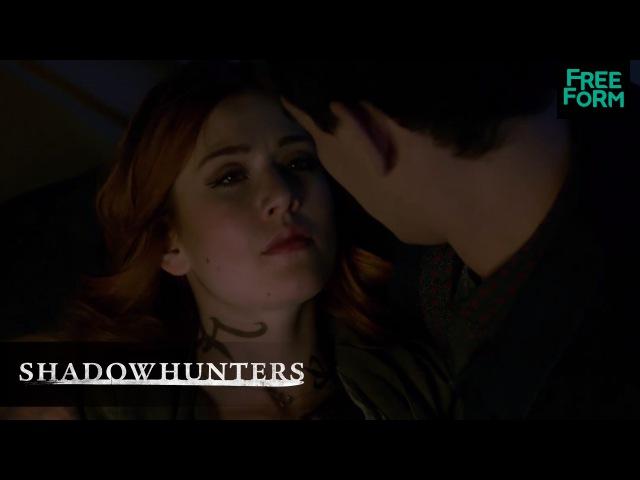 Shadowhunters   Season 2, Episode 9: Madzie Heals Clary   Freeform