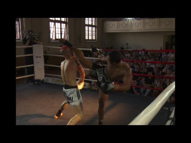 Muay Thai Gwang Ngern vs Lee Fook Rebellion Muay Thai 12 Sydney Australia