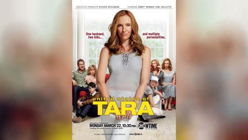 Соединенные Штаты Тары (2009