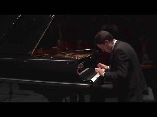 Nikita Mndoyants plays Beethoven's Bagatelles Op 126