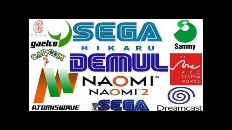 Не смотреть Demul лучший эмулятор Sega Dreamcast пример работы Какой эмуль выбираете вы