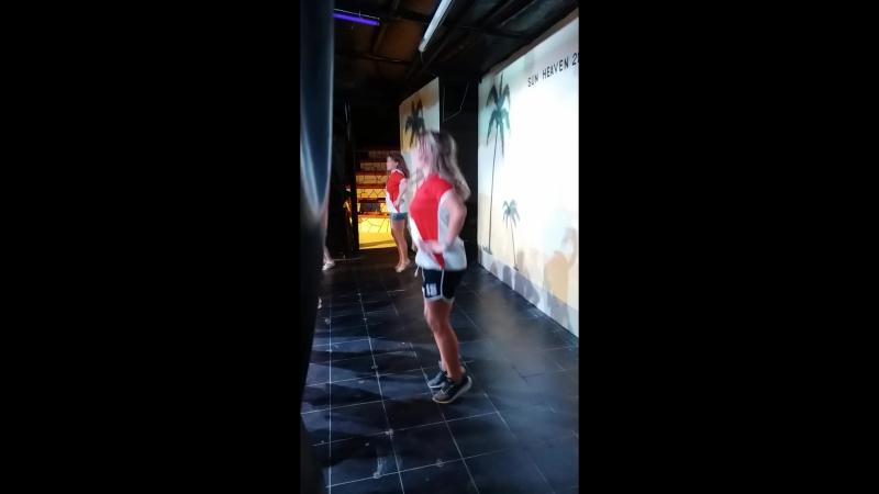 Танец мини диско Путаница (У-и У-а-а) (09/2017) (Турция, Club Sun Heaven Family)