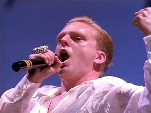 Erasure The Innocents Live at the NEC Birmingham 15th November 1988