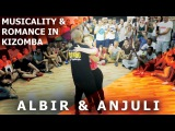Yasmine - Perfume  Albir Rojas &amp Anjuli Kizomba Fusion Dance @ CSSF Festival 2017