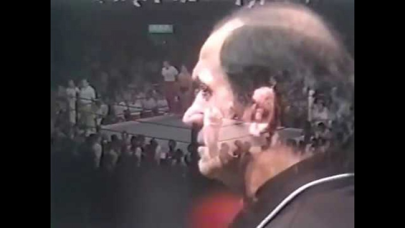 LOU THESZ VS ANTONIO INOKI 1975 PART1