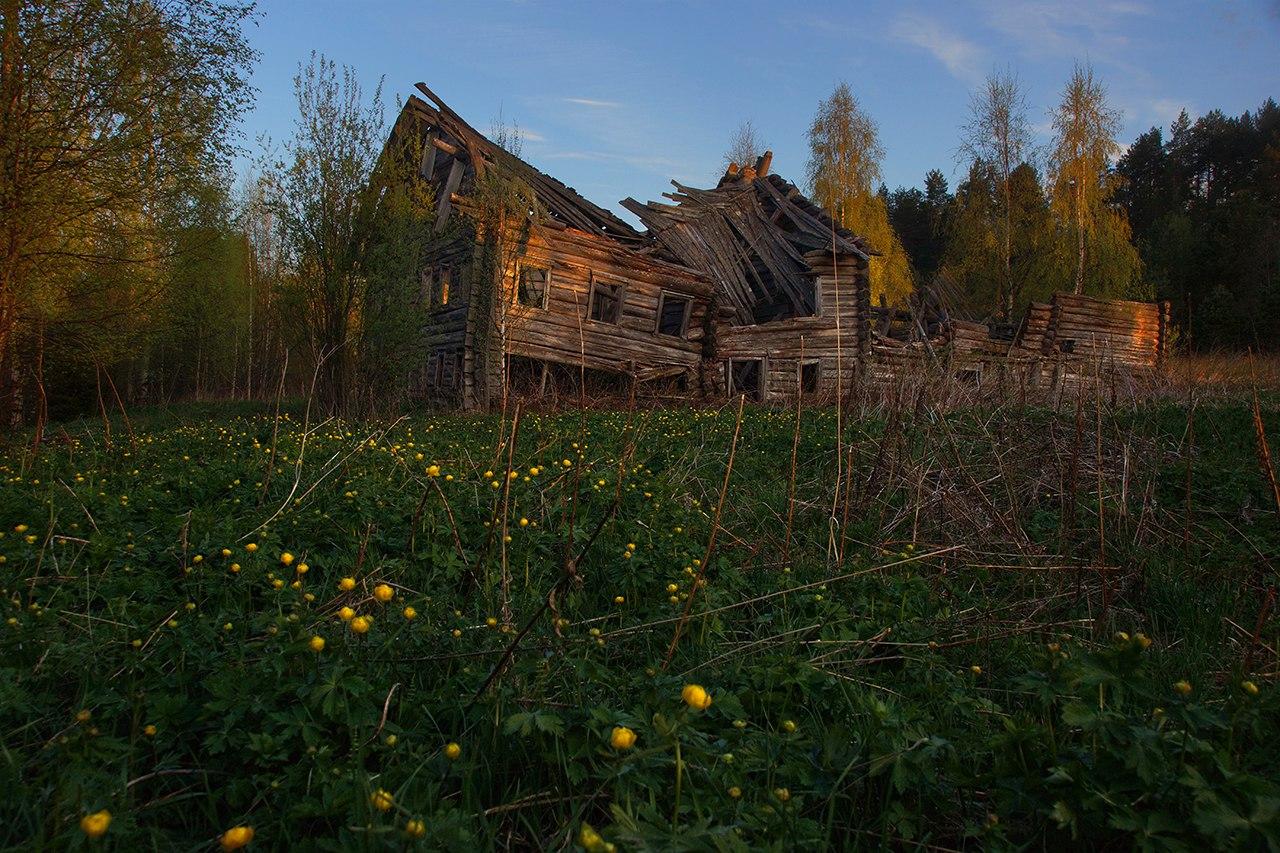 старые деревни россии открыть картинки имя, если