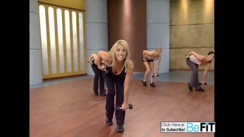 Denise Austin_ Sports Bootcamp Cardio Workout