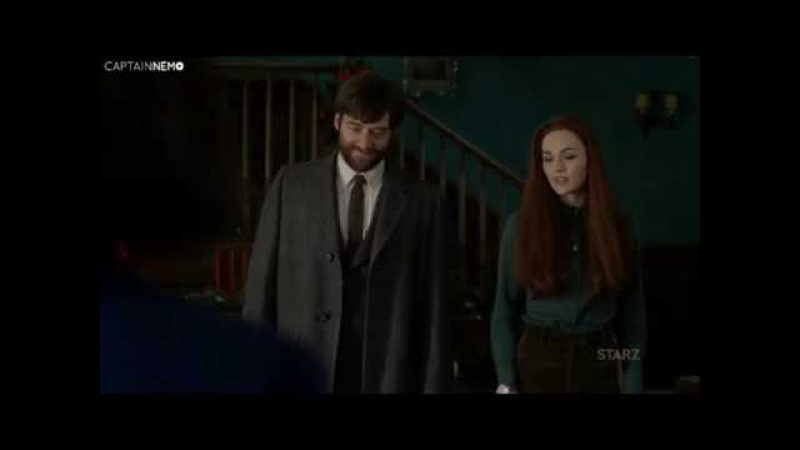 Outlander 3x05 'Freedom Whisky' - SNEAK PEEK: Claire, Bree and Roger [RUS SUB]
