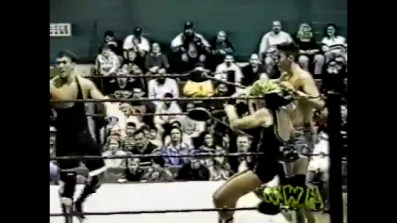 Rik Ratchet Felipe vs. Mae Young The Fabulous Moolah 12-11-1999