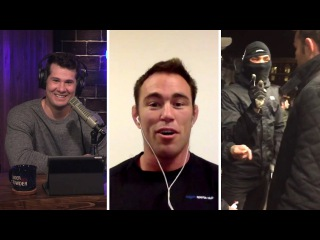SJWs ATTACK: Jake Shields Fights Off Berkeley Protesters