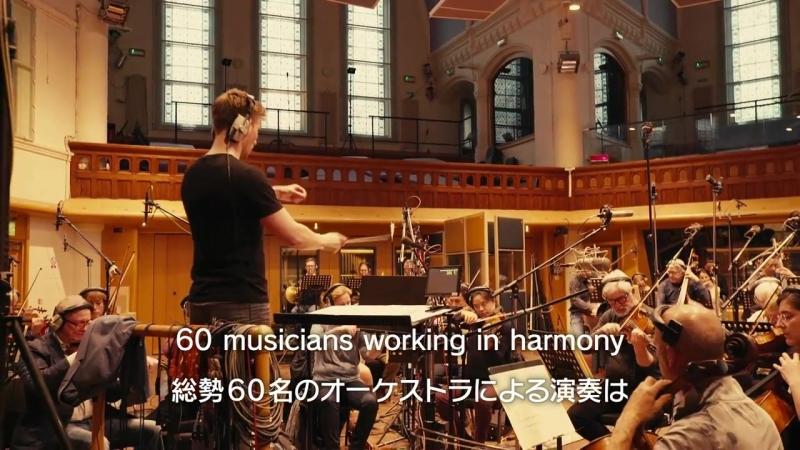 Музыкальная тема для игры Sonic Forces от Лондонского симфонического оркестра!