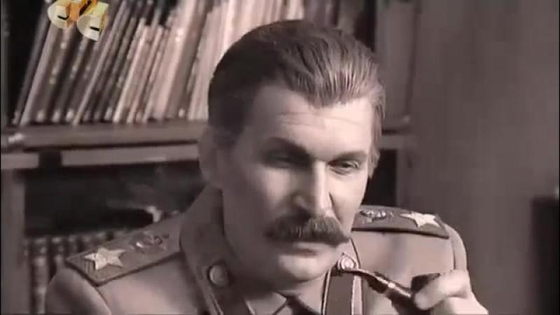 6 кадров. Сталин и шарлатан. (360p)